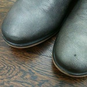 Corkys Shoes - Corky's Tootsie pewter bootie size 10